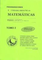 Programaciones y Unidades Didácticas Matemáticas Tomo 2