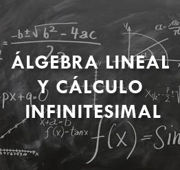 Álgebra Lineal y Cálculo Infinitesimal